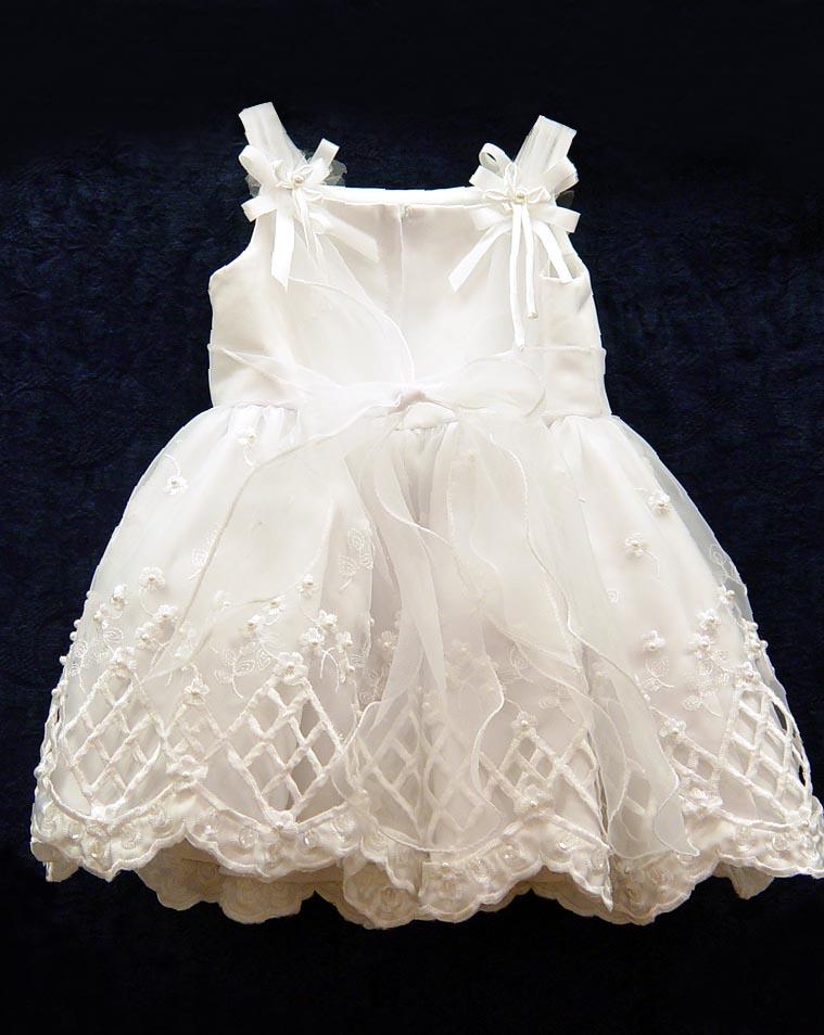 Baby Girl Dress Baptism Dress For