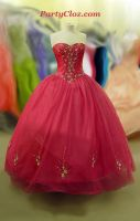 Prom Dresses, Quinceanera Dresses Style P0136