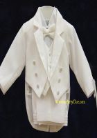 Suits and Tuxedos for Boys Style T0100 in White
