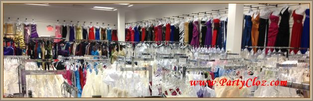 Party Cloz and Brides Dreams Store Photo, at Orchard Town Center