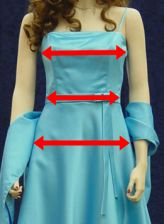 Women dress sizing tips